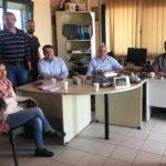 Επίσκεψη του Περιφερειάρχη ΑΜΘ στη λίμνη Βιστωνίδα