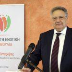 Την Ανεξάρτητη Ενωτική Πρωτοβουλία παρουσίασε ο Κ Κατσιμίγας