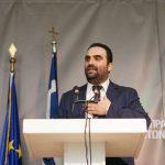 Ο Αντώνης Γραβάνης συγχαίρει τους μαθητές του ΕΕΕΕΚ Κομοτηνής για την εργασία τους για μια Ήπια Πόλη