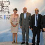 8,5 εκατομμύρια ευρώ από την Περιφέρεια ΑΜΘ στο Δημοκρίτειο Πανεπιστήμιο για καινούργιο εξοπλισμό