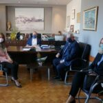 Συνάντηση του δημάρχου Κομοτηνής με τον Γ.Γ. του υπουργείου δικαιοσύνης
